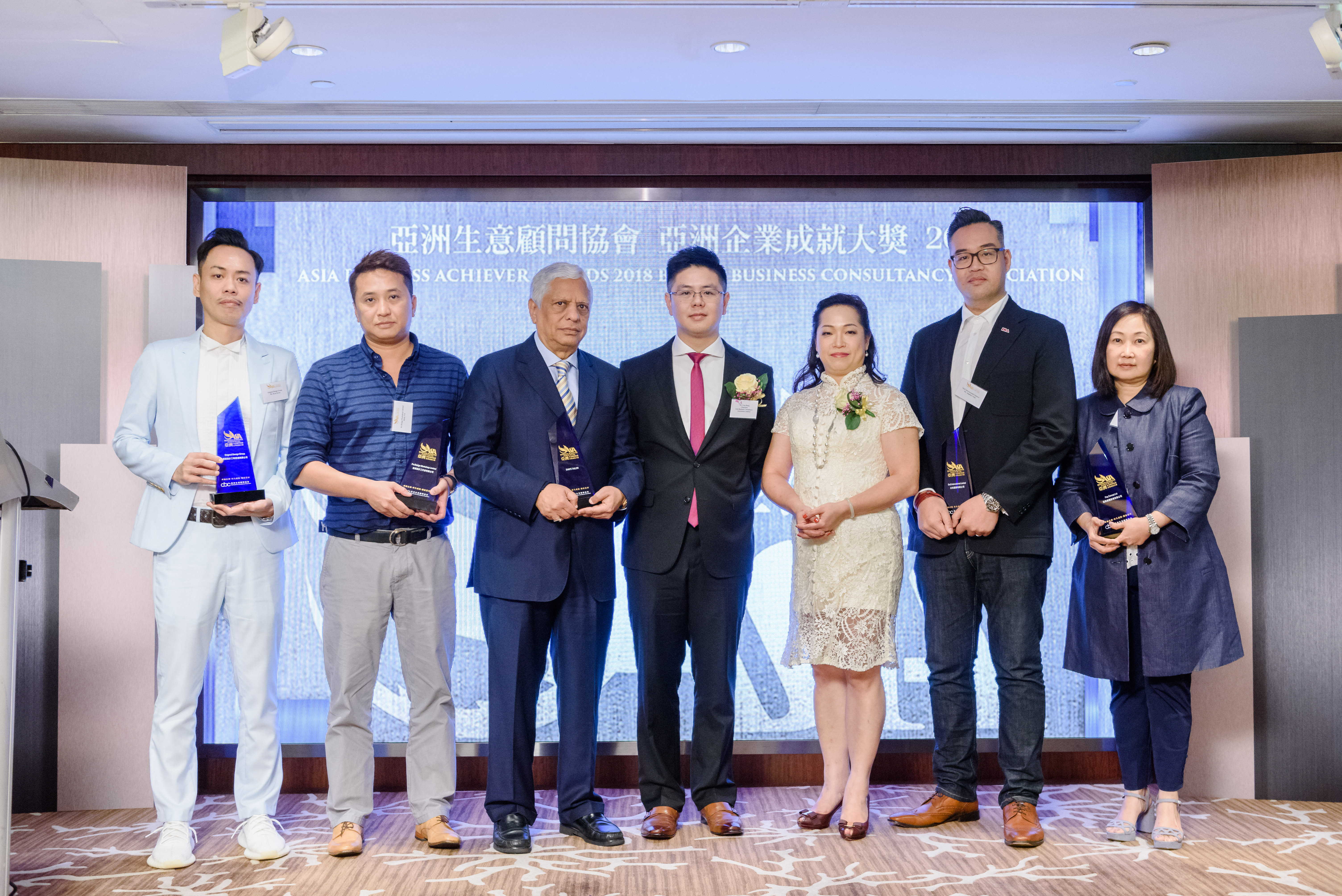 Play Concept - Play Concept won the Asia Business Achiever Awards 2018 - 1
