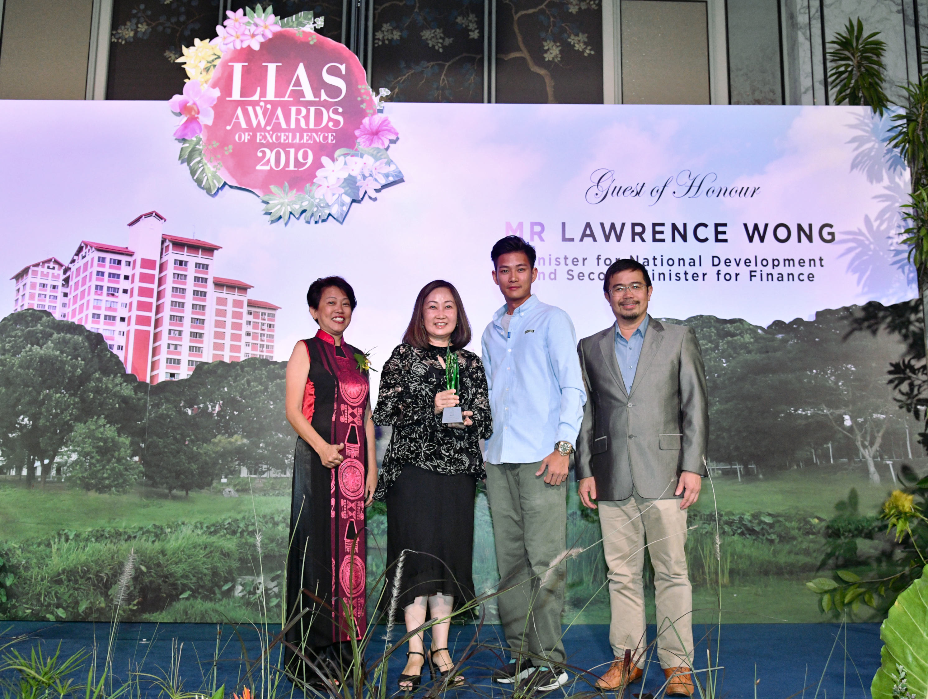 Play Concept - Play Concept attended LIAS Awards Ceremony - 1